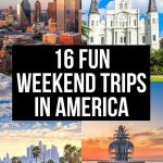 USA Weekend Trips 2 Pin