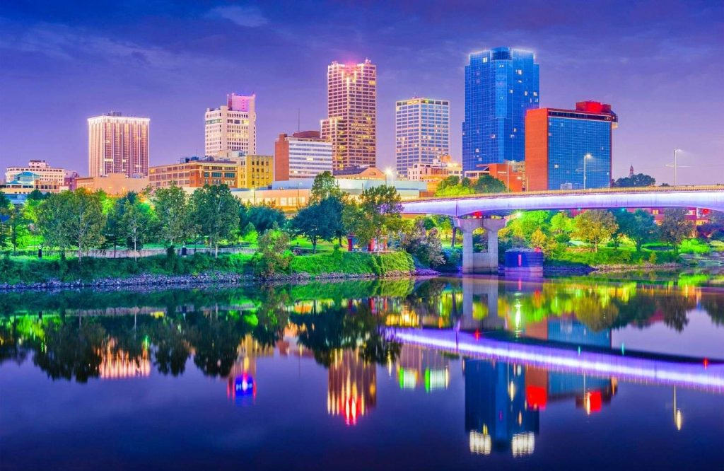 One of the most underrated USA weekend trips is Little Rock.