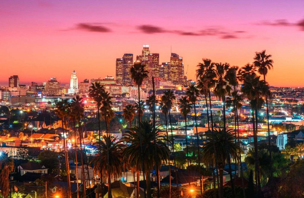 Los Angeles is one of many great USA weekend trips.