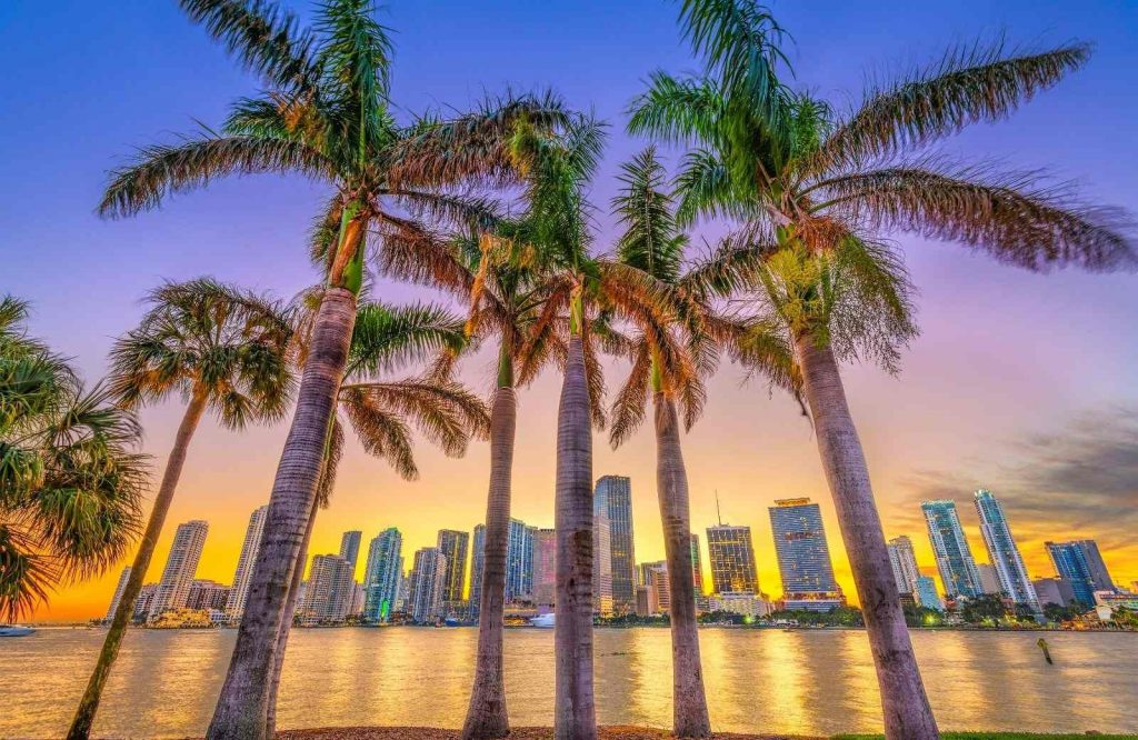 Add Miami to your list of USA weekend trips.