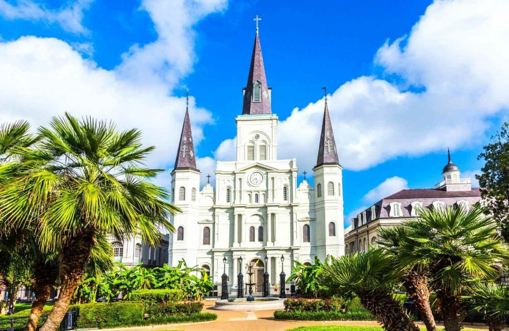 One of many exciting USA weekend trips is New Orleans.