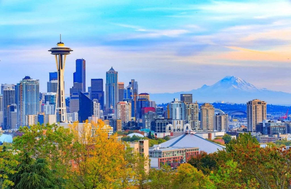 One of the best weekend trips in the US is Seattle.