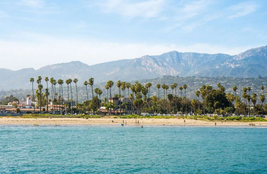Santa Barbara is one of several underrated destinations in the USA.