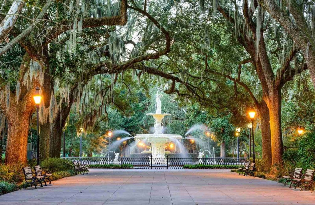 Savannah is one of the best getaways on the East Coast.