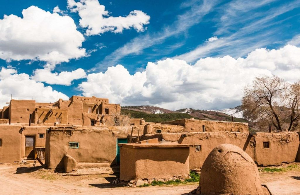 One of the best underrated destinations in the USA is Taos.