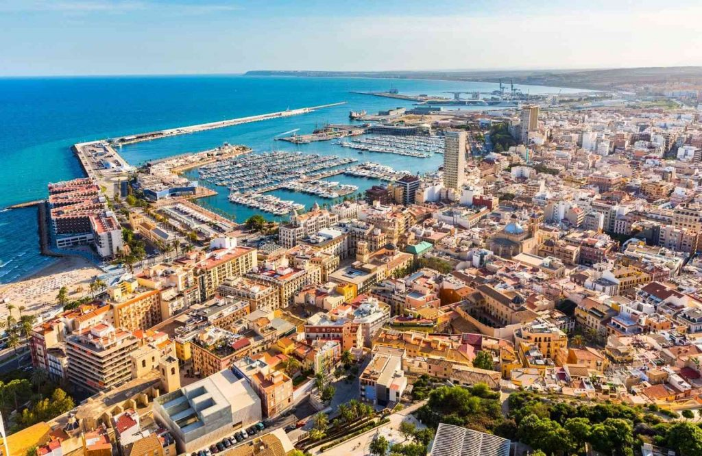 One of the coolest and best cities to visit in Europe is Alicante.