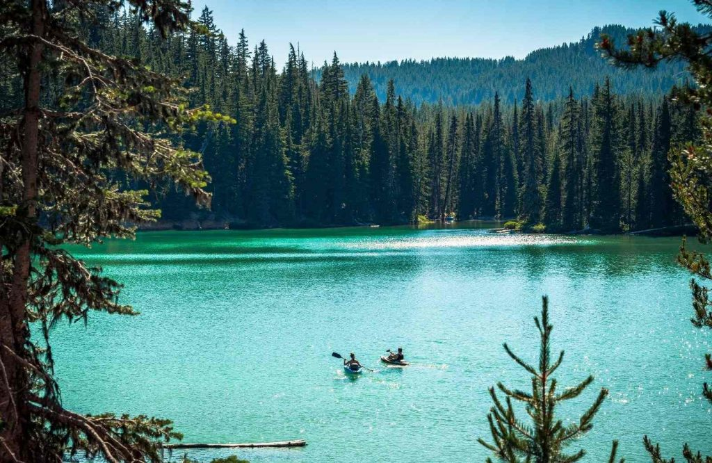 Be sure to add Bend, Oregon to your list of best getaways on the West Coast.