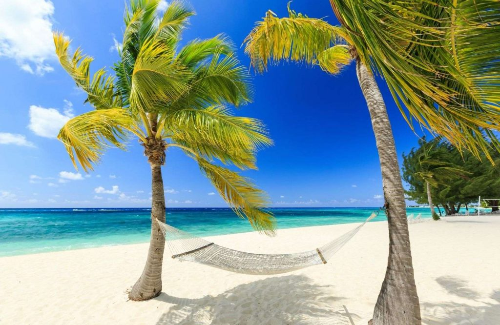 The Cayman Islands are the best honeymoon destinations in the Caribbean.