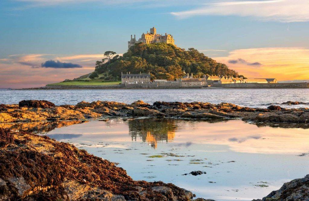 Cornwall is one of the best cities to visit in Europe.