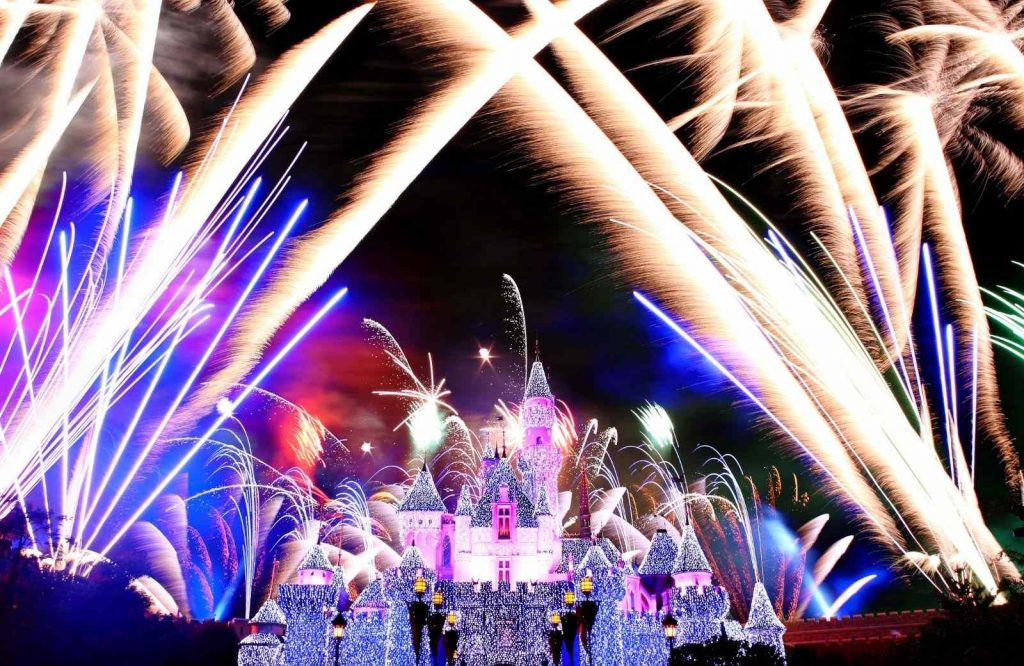 Don't forget to add Disney World to your United States bucket list!