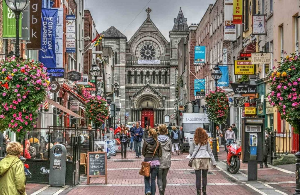 Dublin is one of the best cities to visit in Europe.