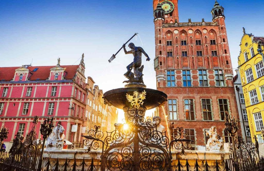 Gdansk is one of the best cities to visit in Europe.