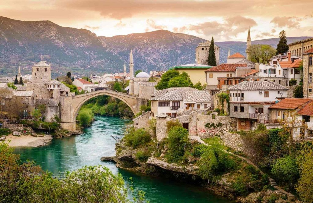 Mostar is one of the best cities to visit in Europe.