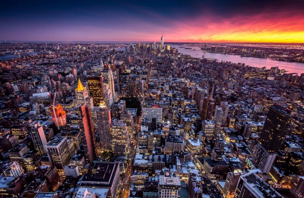 New York City is one of the best bucket list places to visit in the US.