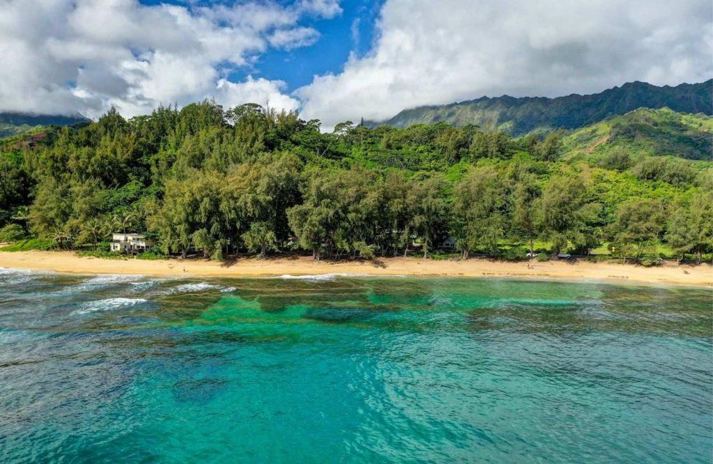 Hale Kamapua'a is one of the prettiest Airbnbs in Hawaii.