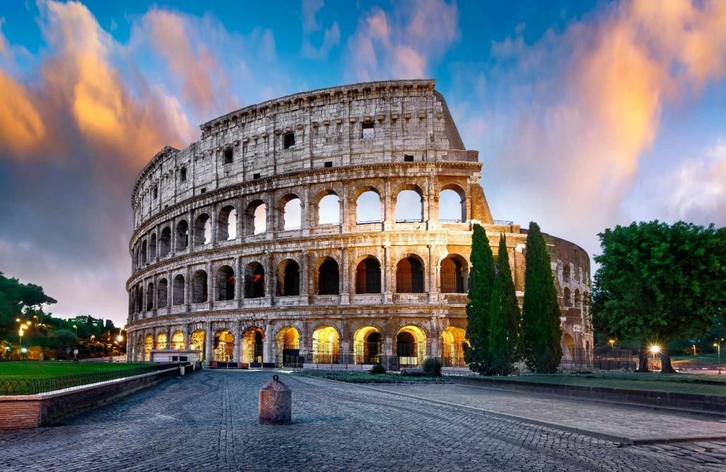 One of the best cities to visit in Europe is Rome.