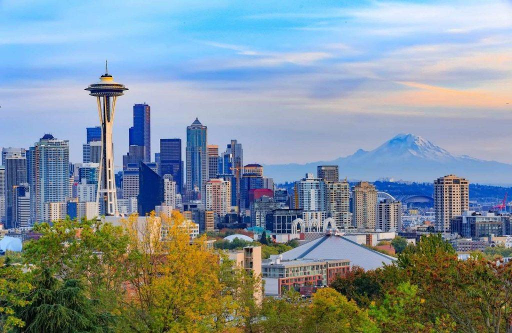 One of the best West Coast getaways in Seattle.
