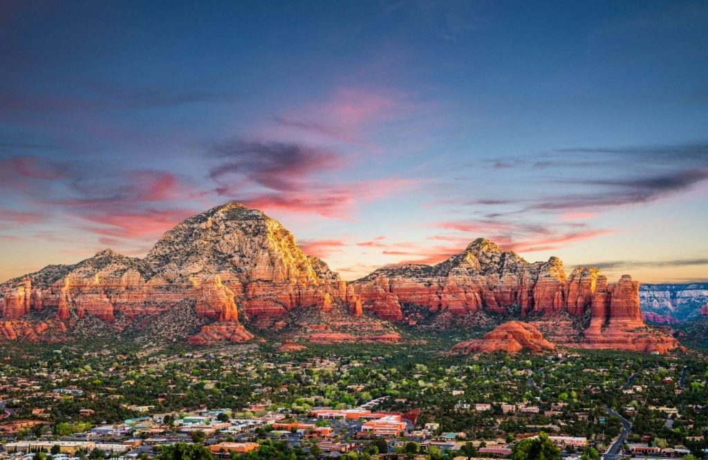 Sedona is a fun stop on your American Southwest road trip.