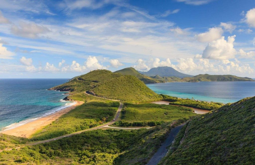 St. Kitts & Nevis is one of the best honeymoon destinations in the Caribbean.