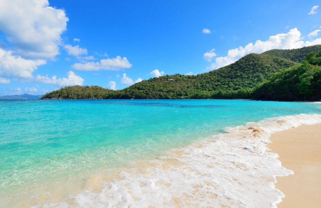 Explore the Virgin Islands as one of the best honeymoon destinations in the Caribbean.
