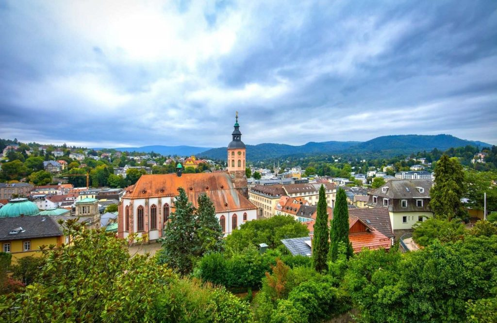 Baden-Baden is one of several underrated cities in Europe.