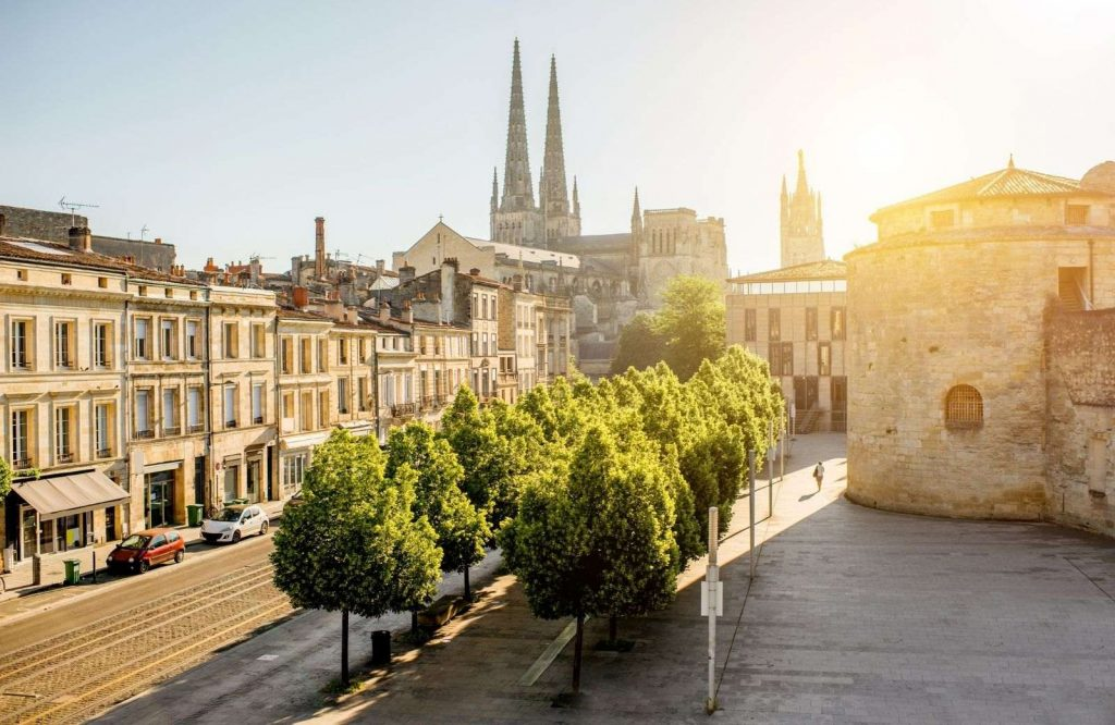 One of the prettiest underrated cities in Europe is Bordeaux.