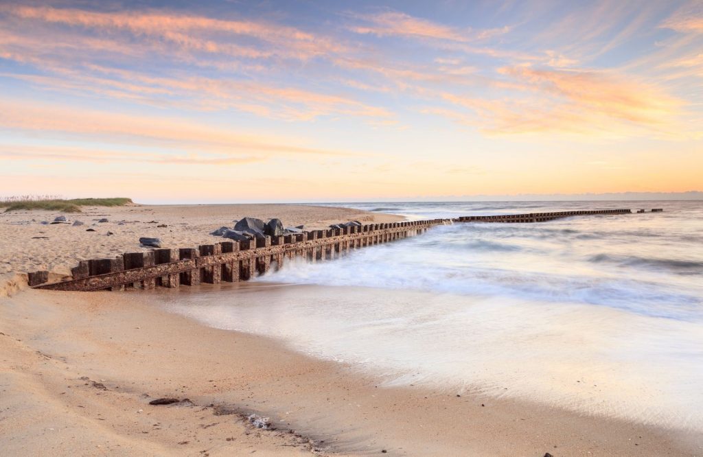 Cape Hatteras is one of several best beaches in the USA.