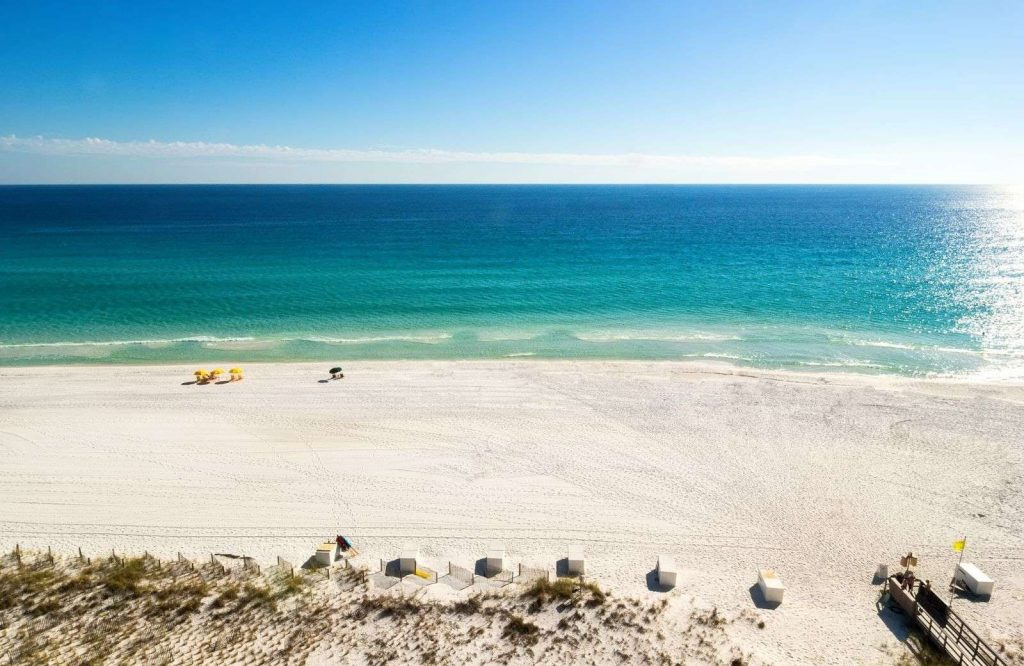 You can end your Florida road trip in Destin.