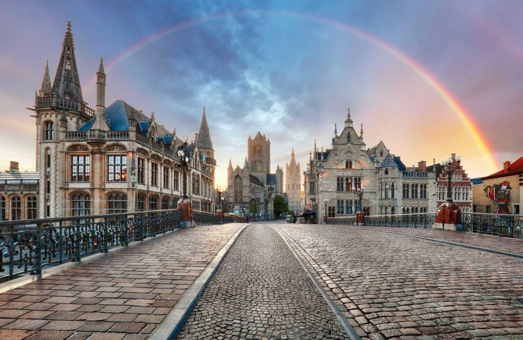Ghent is one of the most underrated cities in Europe that is definitely worth a visit.