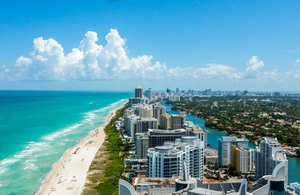 Miami is a good place to start your Florida road trip.