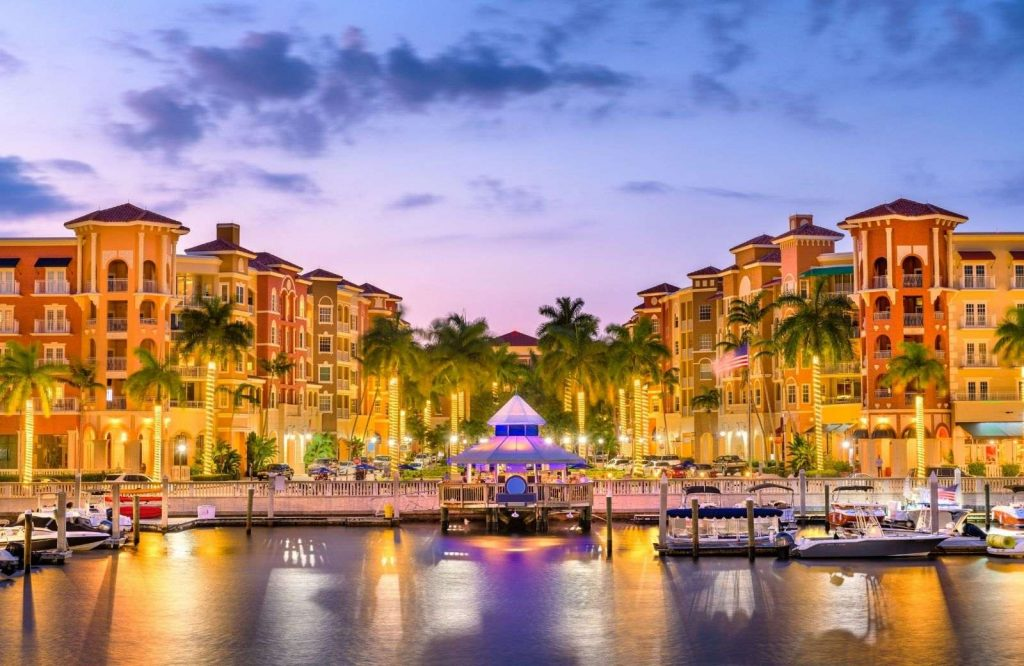 Be sure to stop in Naples on your Florida road trip.