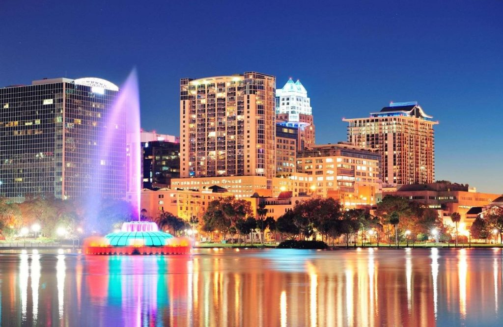 Add Orlando to your list of Florida road trip stops.