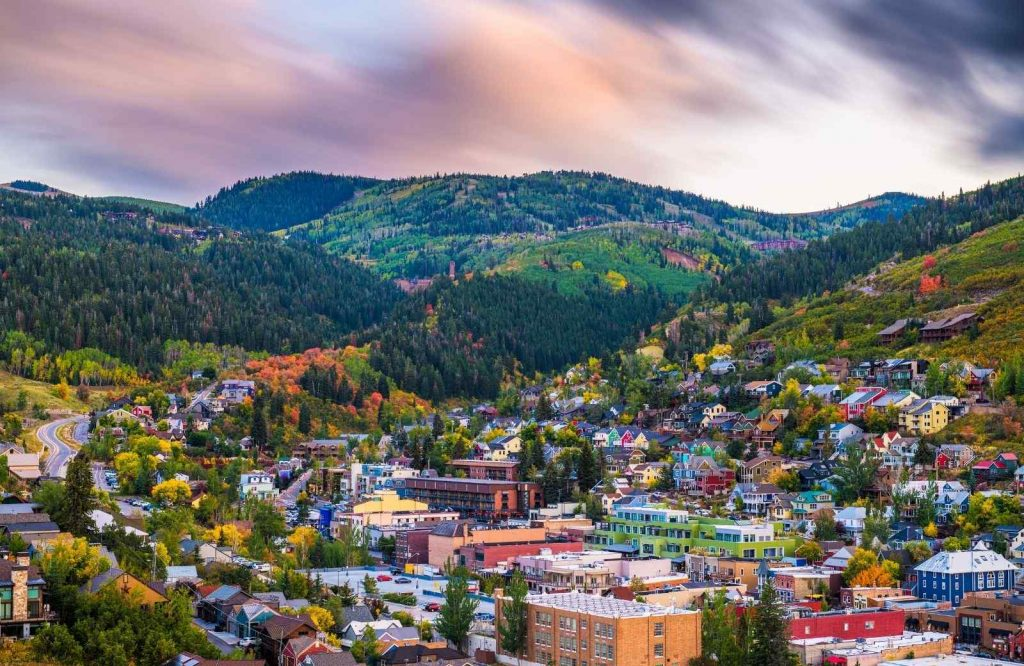 Park City is one of many best places to visit in Utah.