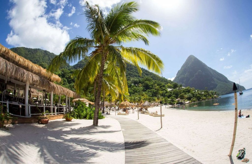 Your St. Lucia honeymoon will be fun and relaxing!