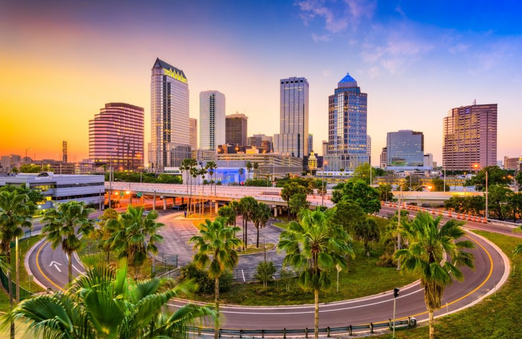 A great place to stop on your Florida road trip is Tampa.