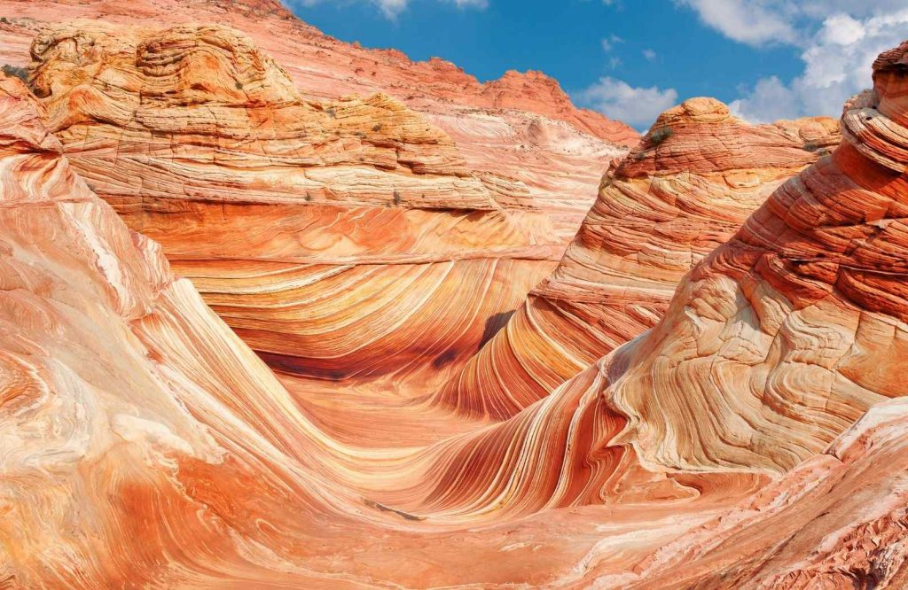 Paria Canyon-Vermilion Cliffs Wilderness is one of the best places to visit in Utah.