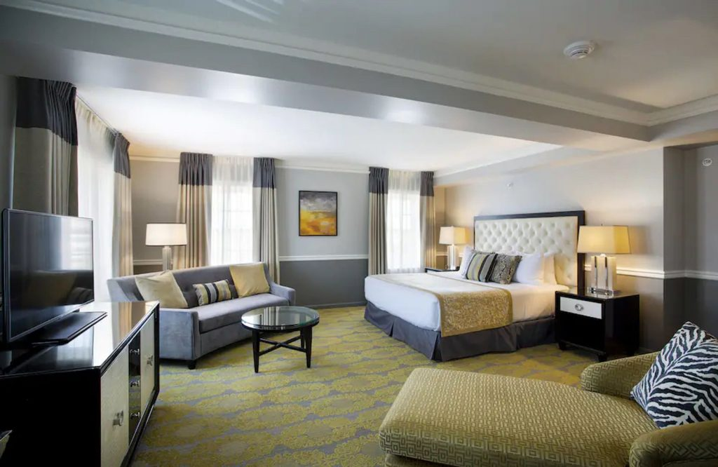 The Ambassador Hotel Tulsa is one of the most romantic getaways in Oklahoma.