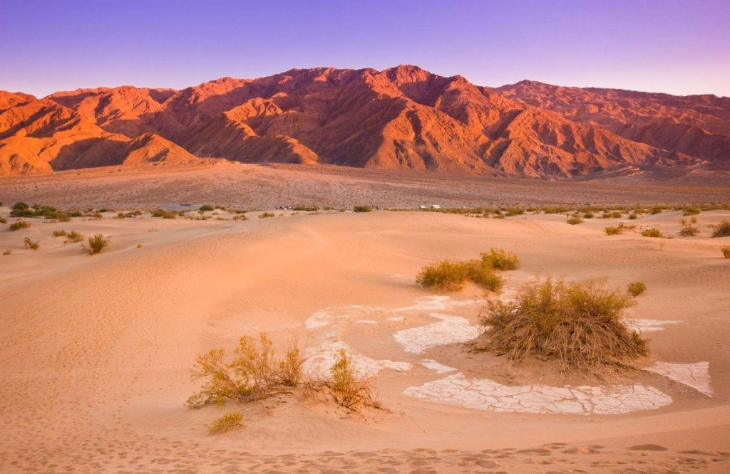 Death Valley National Park is one of many incredible Las Vegas day trips.