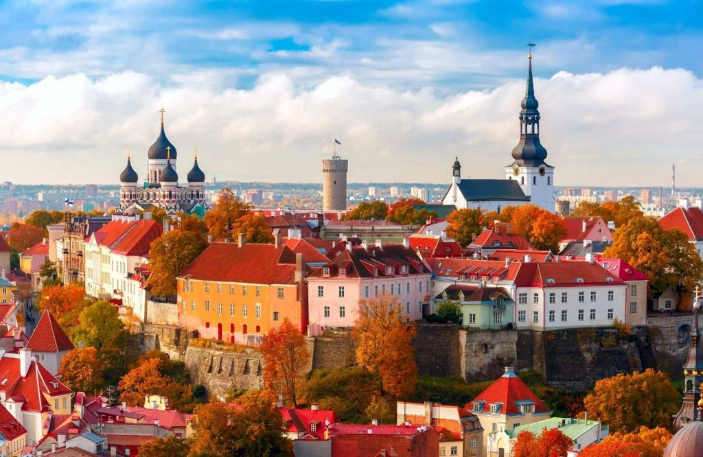 Estonia is one of the most beautiful and cheapest countries to visit in Europe.