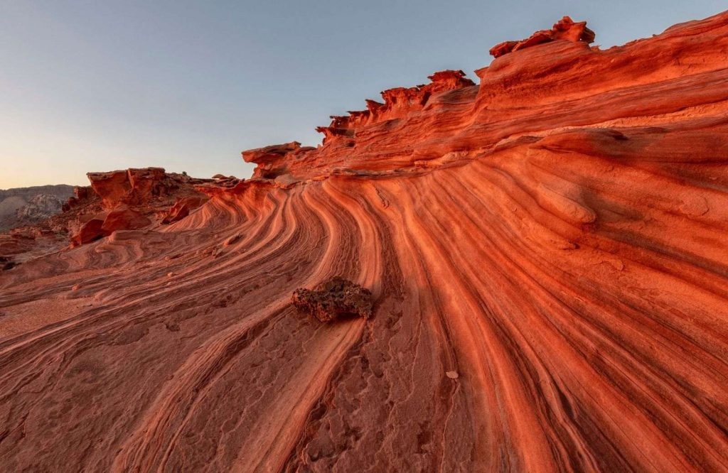 The list of day trips from Las Vegas includes Gold Butte National Monument.