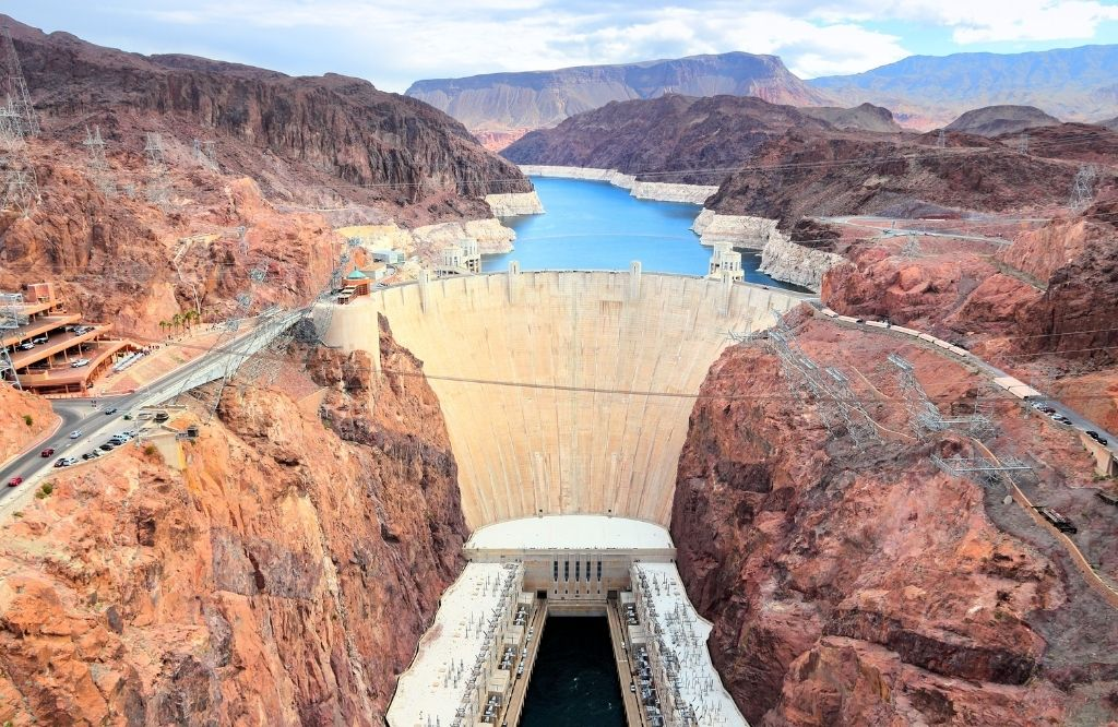 If you're looking for Las Vegas day trips, visit the Hoover Dam.