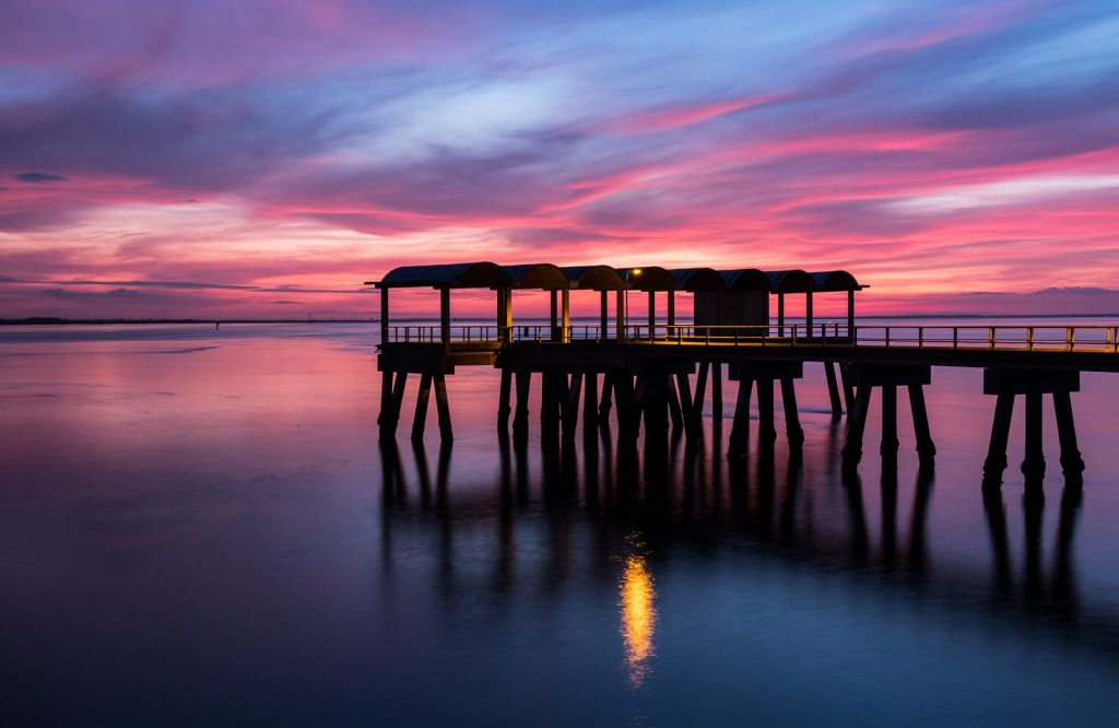 Jekyll Island is one of the most quaint islands in the USA.