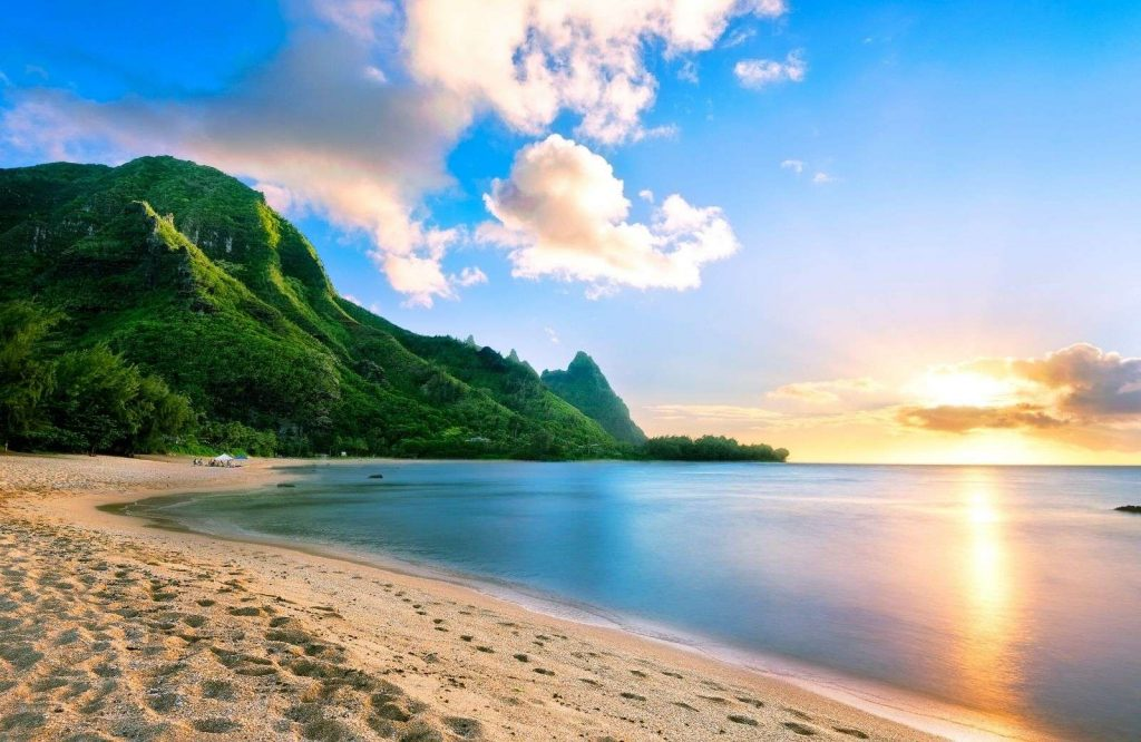 Kauai is one of the most impressive islands in the USA.