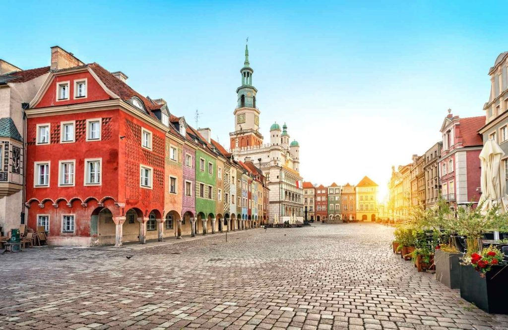 One of the cheapest countries to visit in Europe is Poland.