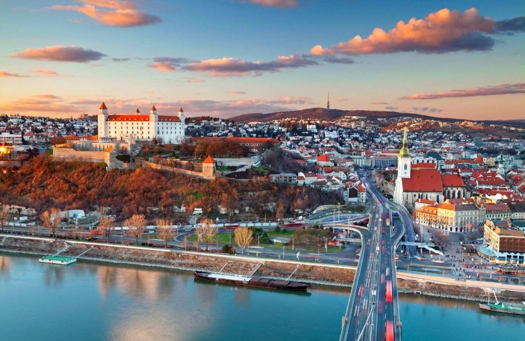 Slovakia is one of the cheapest countries to visit in Europe.