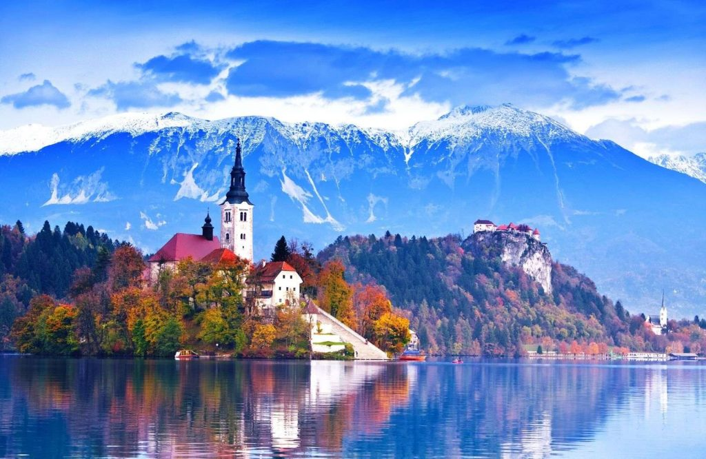 If you're looking for the cheapest places to visit in Europe, check out Slovenia!