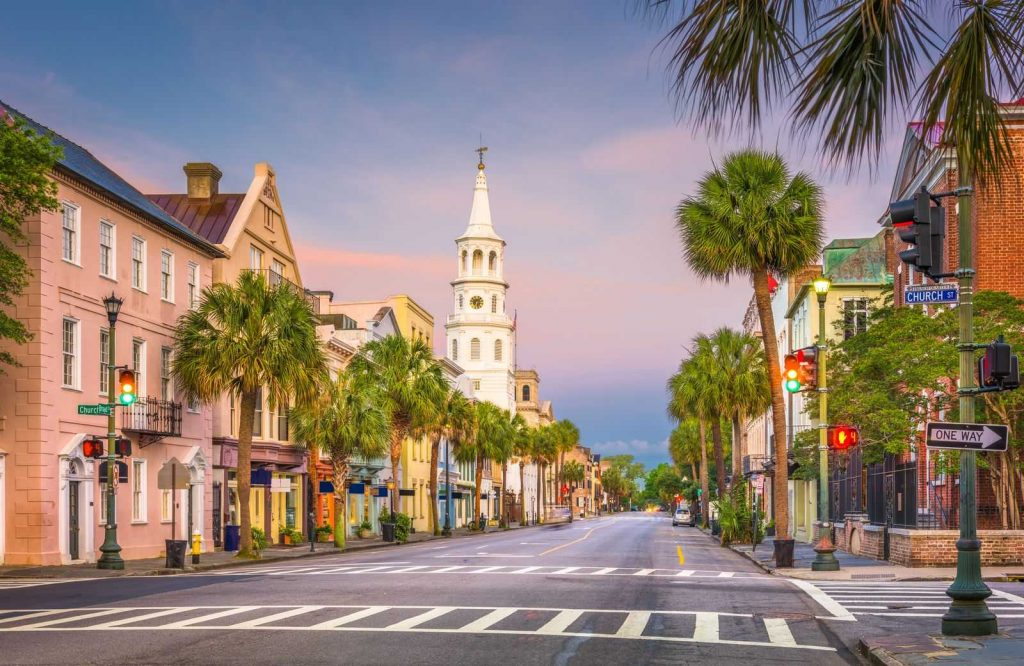 There are so many great areas to stay in during your weekend in Charleston.