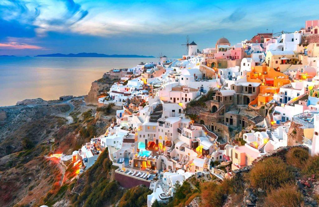 Consider accessibility when choosing between Santorini or Mykonos.