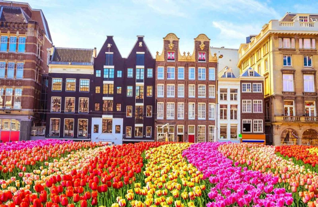 Amsterdam belongs one every bucket list for couples.