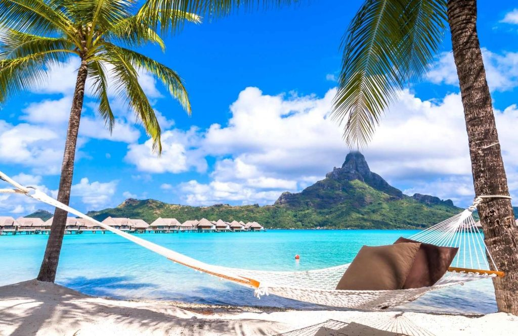 Bora Bora is an iconic destination to add to your bucket list for couples.
